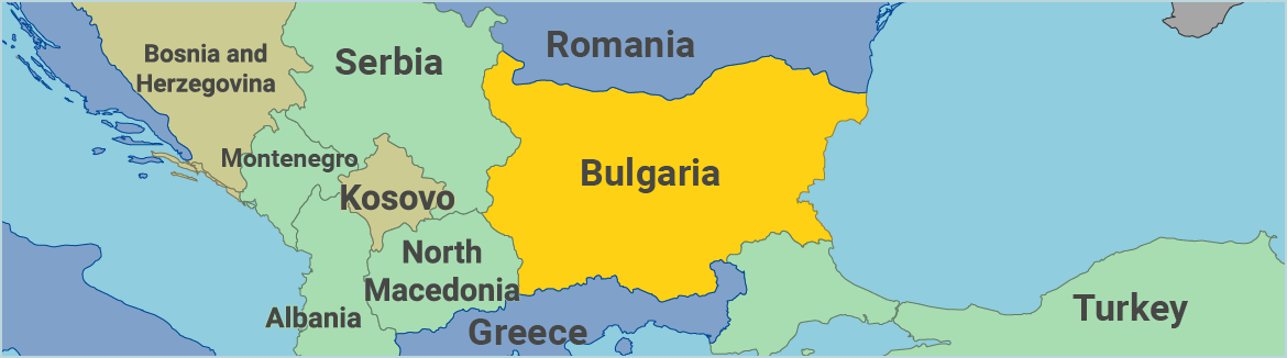 CoR - Bulgaria Introduction