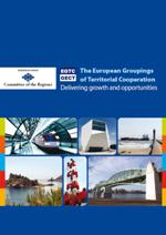 Publication 'The EGTC – Delivering growth and opportunities' available online
