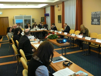EGTC approval authorities meet in Lovasberény, Hungary
