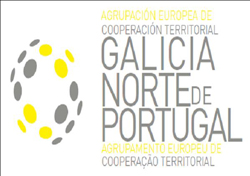 "EGTC Galicia Norte de Portugal on the ""Entrepreneurship in the integration of Iberian market""."