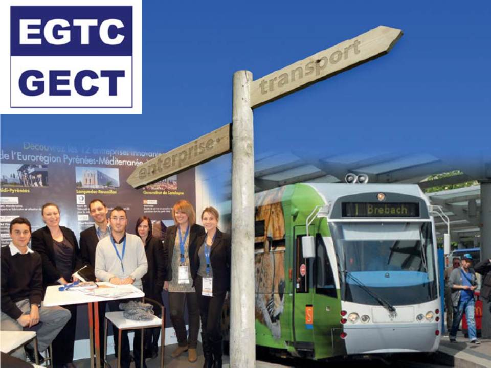 25 February - Transport and enterprise policy, topics for the annual meeting of the EGTC Platform