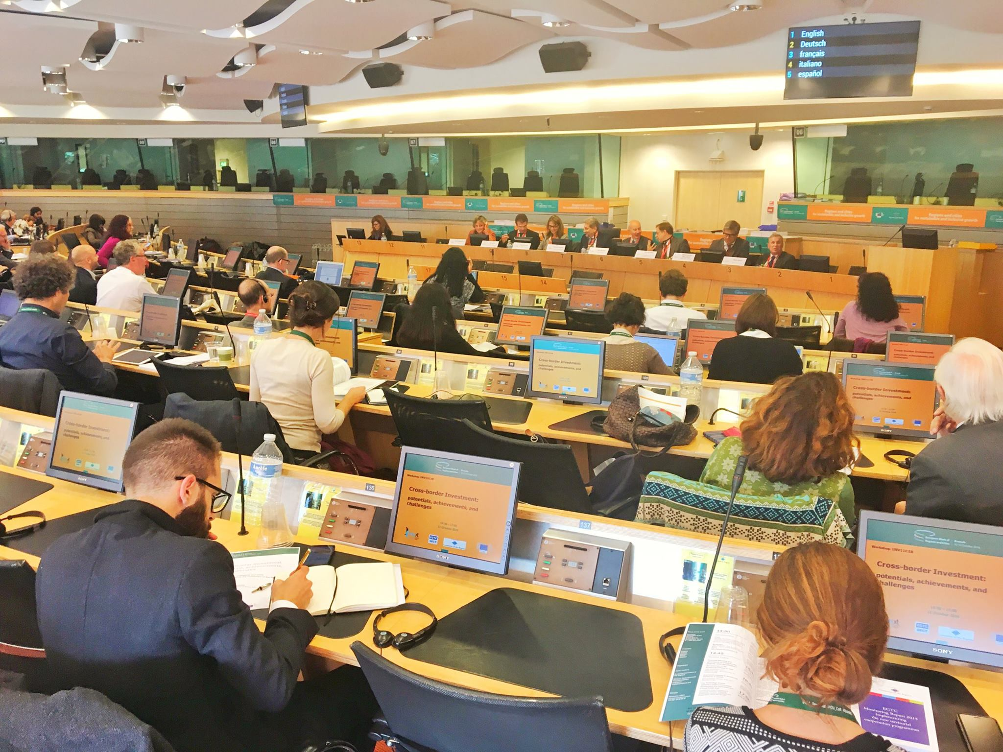 Annual EGTC meeting with focus on investments in cross-border regions