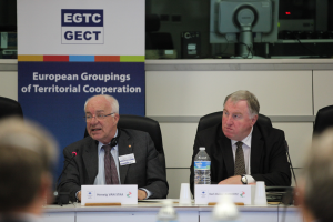 The CoR and the AEBR call for more participation of border regions and EGTCs in the Operational Programmes