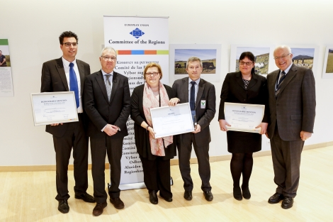 And the EGTC award goes to… Euroregion Pyrinees-Mediterranean!