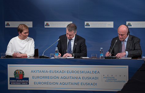 Euroregion Aquitaine-Euskadi: A new space for a new project