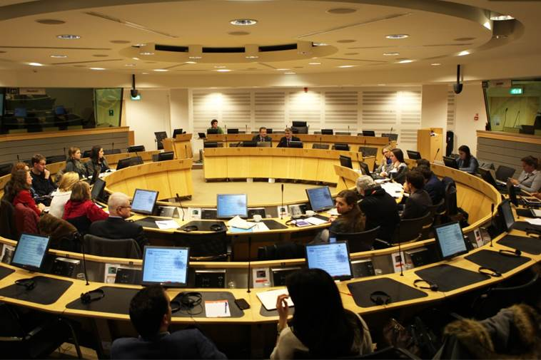 Meeting of regional offices in Brussels: Consolidating the network with the EGTCs