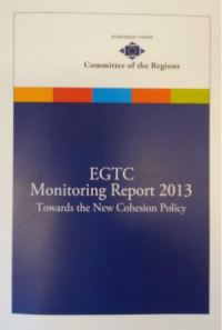 45 EGTCs established by the end of 2013, getting ready for the new Cohesion Policy