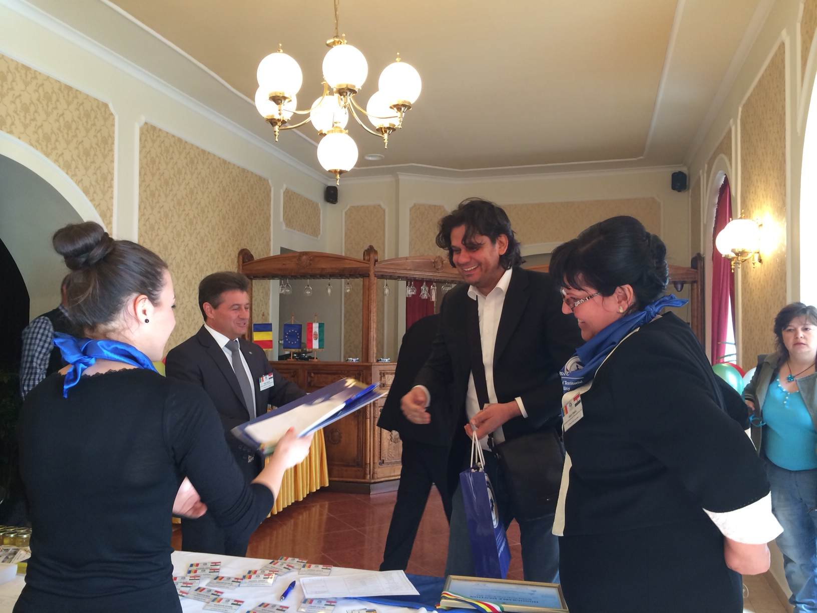 Conference of EGTC 'Gate to Europe' in Satu Mare