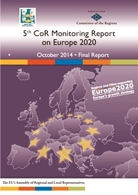 5th CoR Monitoring Report on Europe 2020