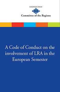A Code of Conduct on the involvement of LRA in the European Semester